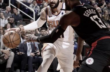 """Los Suns, al ritmo de """"Baby Nash"""""""