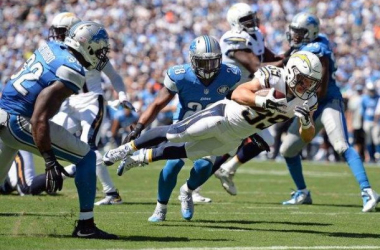 Detroit Lions Fall Short Against San Diego Chargers 33-28