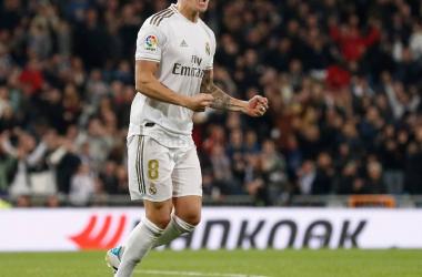 Kroos ya suma una manita de goles esta temporada