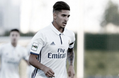 Cedrés, ex-jugador del Real Madrid, inscrito en el primer equipo de la UD Las Palmas