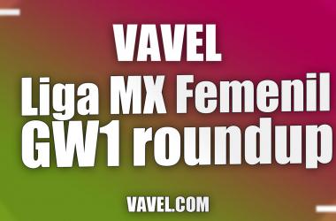 Matchday one Liga MX Femenil roundup