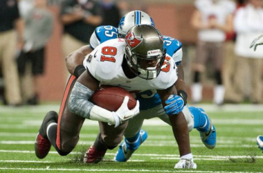 Detroit Lions Trade Kyle Brindza To Tampa Bay Buccaneers For Tim Wright