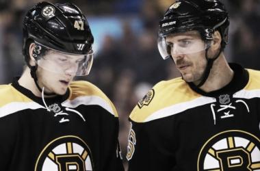 Lesiones en Boston: Krug, Krejci y Beleskey out