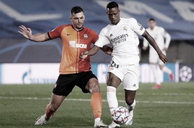 Previa Shakhtar Donetsk – Real Madrid: a asegurar el pase a octavos de la Champions