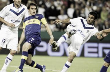 Vélez vs Boca en 2011 l Fuente: La Nacion