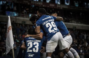 Cruzeiro goleia Patrocinense e avança para às semifinais do Mineiro