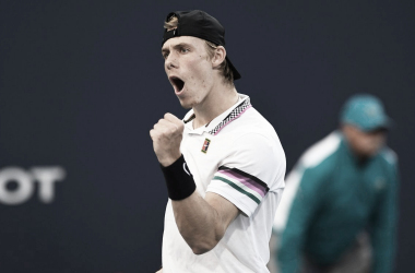 Shapovalov está en semifinales | Foto: ATP