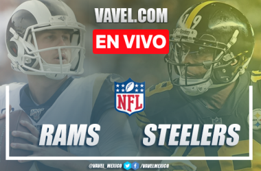 Resumen y touchdowns: Los Ángeles Rams 12-17 Pittsburgh Steelers en NFL 2019