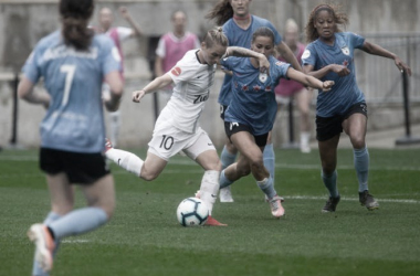 Reign FC Defeat Chicago Red Stars 1-0