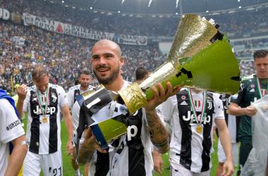 Stefano Sturaro sembra destinato a lasciare la Juventus. | @sturaro_stefano, Twitter.