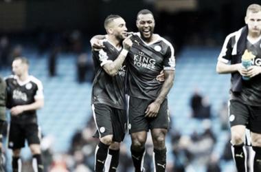 Leicester é cada vez mais líder da Premier League | Fonte: site oficial Leicester City FC