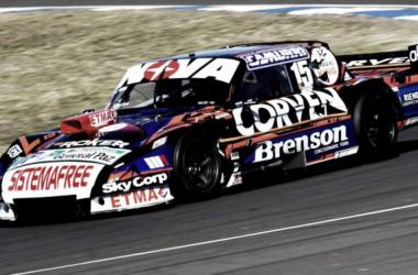 El auto del Misil | Foto: Campeones