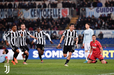 Chi ha detto che è peggio vincere giocando male? | JuventusFC, Twitter.