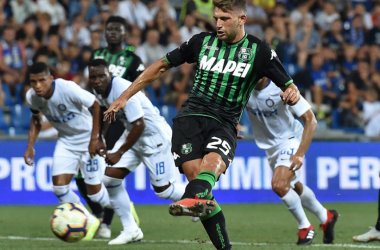 """Sassuolo, De Zerbi dopo il trionfo con l'Inter: """"Abbiamo fatto bene. Boateng? Un valore aggiunto"""""""