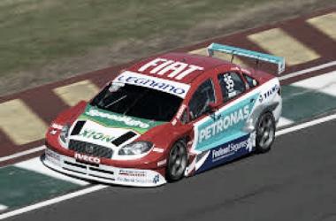 José Manuel Urcera en acción la pasada temporada. Foto: Súper TC 2000