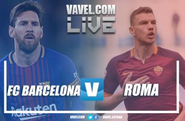 Leo Messi ed Edin Dzeko. | Dani Soluto, VAVEL Spagna.