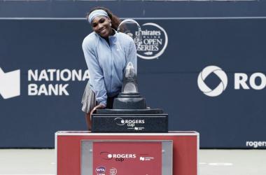 La consagración de la estadounidense en 2013 | Foto: WTA