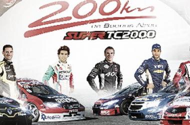 Postal de la carrera | Foto: Súper TC 2000
