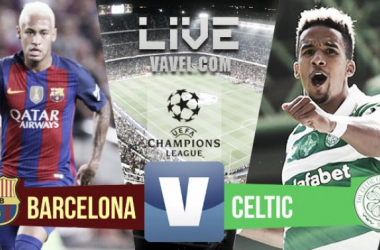 Partita Barcellona - Celtic in Champions League 2016/17 live: Suarez chiude il match sul 7-0