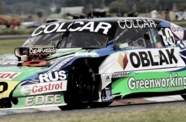 El Chevrolet #10 de Gastón Mazzacane   Foto: ACTC