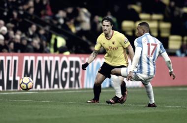 Premier League - Crolla il Watford, 1-4 dell'Huddersfield. Ok anche il West Ham, Brighton-Burnley è 0-0