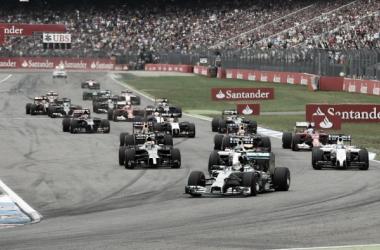 Largada del Gran Premio en 2014 | Foto: Fórmula 1