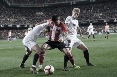 Valencia - Athletic, repaso a un clásico del fútbol español