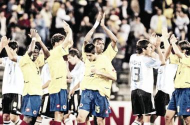 Colombia Sub-20 en los mundiales: Holanda 2005