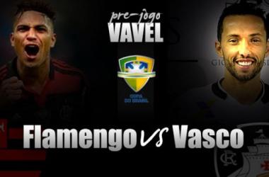 Pré-jogo: Flamengo e Vasco se enfrentam nove anos após decidirem Copa do Brasil