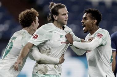 Com hat-trick de Füllkrug, Werder Bremen bate Schalke e conquista primeira vitória na Bundesliga
