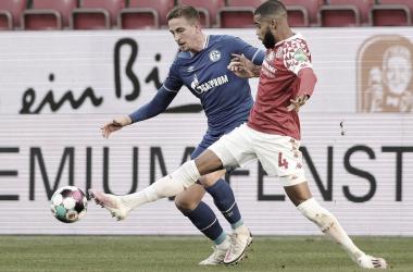 Em duelo de lanternas, Mainz e Schalke empatam pela Bundesliga