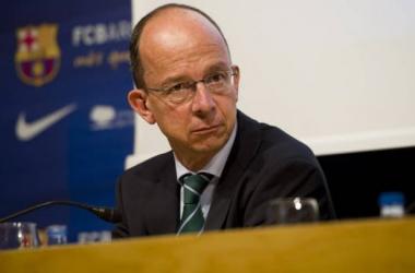 Jordi Cardoner,vicepresidenteresponsable del área social del Barça (Foto: FCB)
