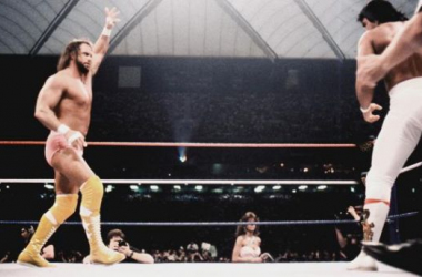 WrestleMania III, photo credit: WWE