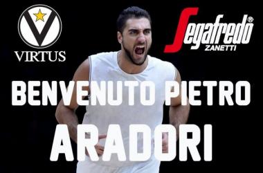 Serie A, colpo Virtus: preso Pietro Aradori