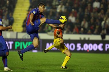 Resultado Barcelona - Levante en la Liga BBVA 2014 (1-0)