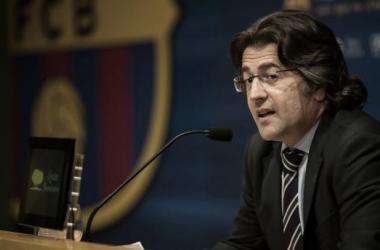 """Toni Freixa: """"No podemos permitir que se atente a la honorabilidad de nuestros jugadores"""""""