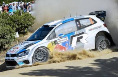 WRC - Sardaigne Etape 1 : Ogier la force tranquille