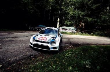 Sébastien Ogier l'emporte sur les routes alsaciennes (Volkswagen)