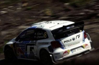 Première victoire au RAC en vue pour Ogier (Volkswagen)