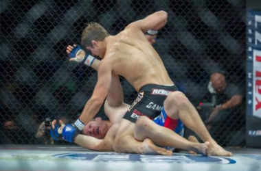 Andrew Sanchez looking for gold at RFA 28/Sherdog.com