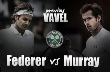 Federer - Murray: genio y figura