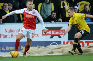 Burton Albion - Fleetwood Town: The biggest game in their history