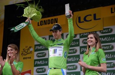 Sagan: ''Kittel es el sprinter más fuerte''