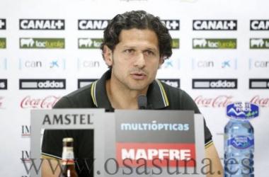 """Vasiljevic: """"Me gustaría jugar con la misma baraja que los demás"""""""
