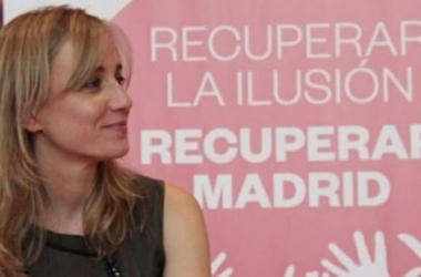 Tania Sánchez abandona IU y su candidatura a la Presidencia de Madrid