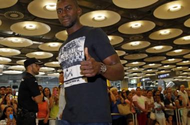 Jackson Martínez será presentado el domingo en el Vicente Calderón