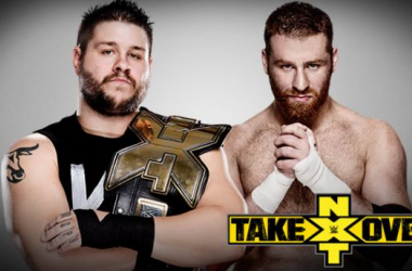 NXT TAKEOVER UNSTOPPABLE REVIEW
