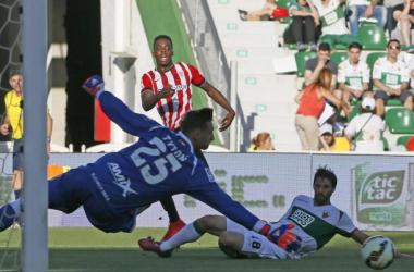 Elche - Bilbao Athletic: ahora es la hora
