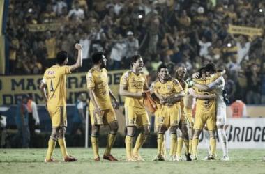 Inter de Porto Alegre - Tigres: por medio boleto a la final