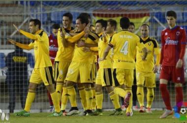 Osasuna - Numancia: tres puntos para los playoffs